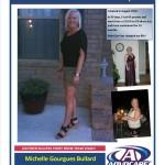 Michelle lost 45 pounds