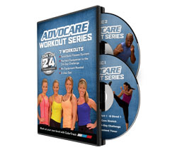 AdvoCare Challenge Can You 24 for 24
