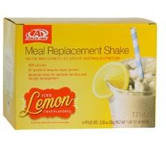 T1288 Advocare Iced Lemon Shake
