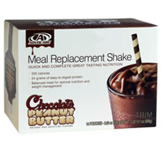 T1290 Chocolate Peanut Butter Meal Replacement Shake